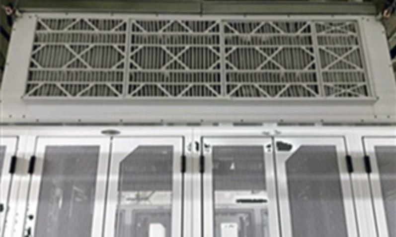 Overhead Cooling Units